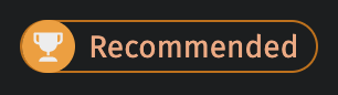 Firefox Recommended Extension badge